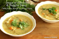 No, the title isn't a typo. I know some of you saw it and thought of the 'super bowl,' but this post is about having a SOUPer BOWL Party. This post has nothing to do with football…mainly because I know less than nothing about the …