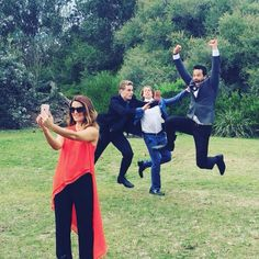 Ada Nicodemou, Scott Lee, Matthew Little, Charlie Clausen, Home And Away