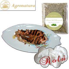 Salmone arrostito speziato http://www.incucinaconrolu.it/lista-news/12-secondi/319-salmone-arrostito-speziato