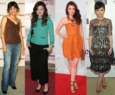 Ginnifer Goodwin's Fashion Timeline: 2003-Present. Also shows how much she has toned up and slimmed down. I hope to do the same!!!!