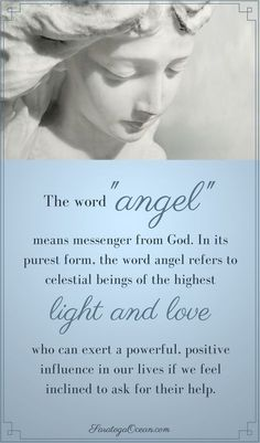 Read all the way to the end of this blog post for a special, free angel meditation download :-) <3