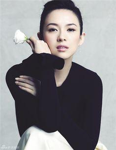 Que mujer china tan guapa !!!