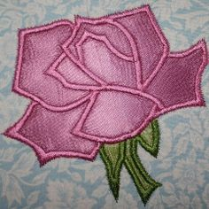 Sleeping Pretty's Rose Machine Applique Embroidery Design, Multiple Sizes including 4 inch Sleeping Beauty Characters, Embroidery Designs, Frou Frou, Character Inspiration, Applique, Sewing, Rose, Sweet, Pink