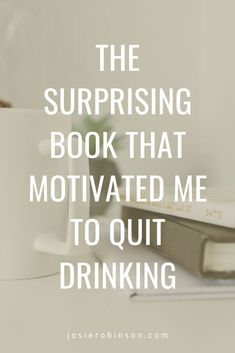 The amazing book that inspired me to quit drinking and changed my life completely. #soberlife #sobermom #wedorecover Save My Life, Change My Life, Good Books, My Books, Gratitude Jar, Quit Drinking, Life Changing Books, Sober Life, I Quit