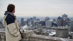December 31, 2009 - Adult ADHD Author Jeff Emmerson overlooks Montreal.