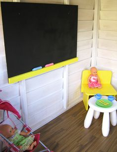Come In, It's Nice of You to Visit: A Tour of Immy's Cubby House
