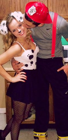 Only if I had a boyfriend to dress up with..