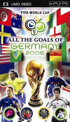 All the #goals of the 2006 #world cup [umd mini for #psp].,  View more on the LINK: http://www.zeppy.io/product/gb/2/301943982792/