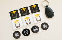 nfc stickers - Google Search