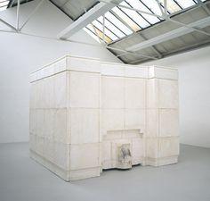 Rachel Whiteread, Ghost , 1990