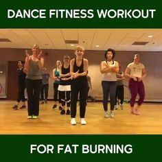 Zumba Workout Videos, Intense Cardio Workout, Beginner Yoga Workout, Workout Songs, Gym Workout Tips, Fitness Workout For Women, Zumba For Beginners, Gym Workout For Beginners, Dance Fitness