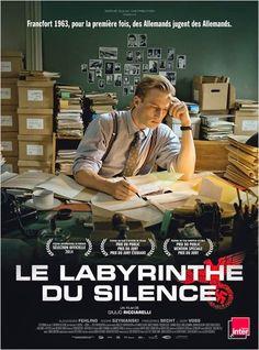 Cinéma : Le Labyrinthe du Silence de Giulio Ricciarelli - Avec Alexander Fehling, Friederike Becht - Par Lisa Giraud Taylor | ParisianShoeGals