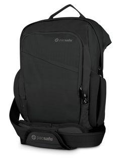 Black Venturesafe 300 GII travel bag.