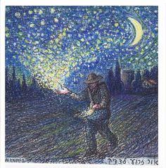 Starlight Sower by Hai Knafo via Wiki Commons