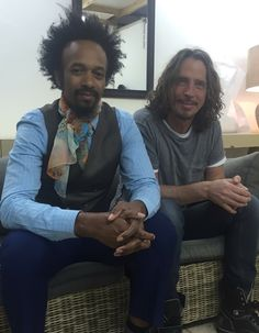 Fantastic Negrito and Chris Cornell. I wish I'd asked them to duet.