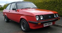 """This Ford Escort RS 2000 Custom looks very tidy! """"Very genuine car, comes with service history,newly restored blac Escort Mk1, Ford Escort, Classic Fords For Sale, Classic Cars, Mk 1, Ebay Ads, Granada, Jdm, Cars And Motorcycles"""