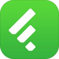 Feedly. Your RSS news reader.' van DevHD
