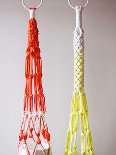 Macramé Knots!