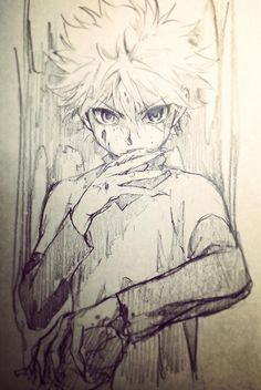 Killua Zoldyck - Hunter x Hunter