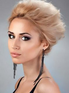 Pretty Hairstyles for Short Hair Trends