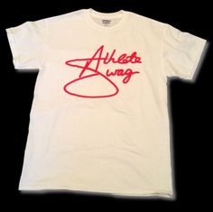 Order Athlete Swag Clothing here: http://athleteswag.storenvy.com