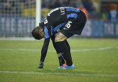 Maxime Lestienne -  Club Brugge - KV Oostende (30 november 2013)