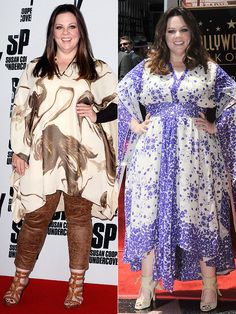 Melissa McCarthy style - awesome lady