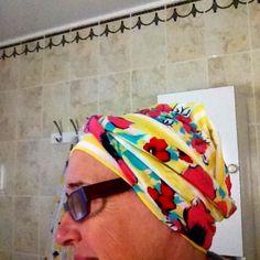 Comment coudre facilement un turban pour chimio | site d'aide