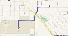 Driving Directions from 786 S 17th St, Moorhead, Minnesota 56563 to Moorhead High School in Moorhead, Minnesota 56560 | MapQuest