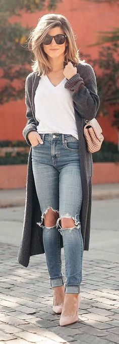 The Cardigan Duster on BTD!