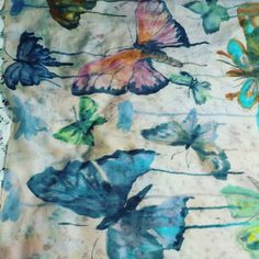 Батик silk painting, batik @tatatint