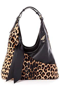 Handbags Diane von Furstenberg | leopard, strips and prints- LOVE!!!!!!