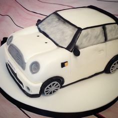 Celebrate with Cake Mini Cooper Novelty car aeroplanes bikes