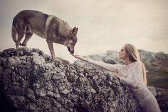 SHADOW WOLF: The Wolf Spirit