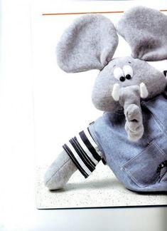 Dumbo - Free Pattern