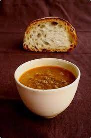 Irene kookt: Chili con carne voor kinderen, Italiaanse linzensoep (zuppa di lenticchie)