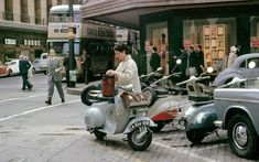 Stunning Nostalgic Cape Town Pics - Cape Town is Awesome Vespa Girl, Scooter Girl, Hotel King, Before We Go, Vespa Lambretta, Central City, Street Photo, Back In The Day, Cape Town