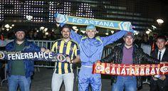 Galatasaray - Astana maçından. Türkiye ve Kazakistan kardeşliği