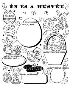 It's all about. Diy And Crafts, Crafts For Kids, Easter Colouring, Holidays And Events, Games For Kids, Mandala, Diagram, Bullet Journal, Scrapbook