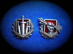 Metal medals for gamers & fans World of Tanks ... & all other - H 9&10 NEW !!!! #PC