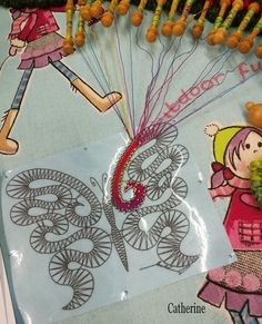 Theme Noel, Lace Making, Bobbin Lace, Fabric Crafts, Blog, Butterfly, Bruges, How To Make, Cards