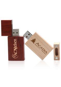 2 GB Wood USB Drive USB027