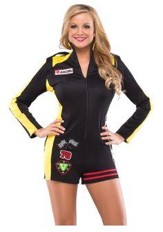 Amazon.com: pit crew costume