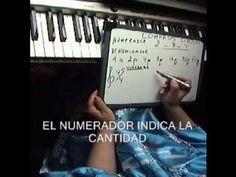 Clases de piano- Lección 9- Compases simples - YouTube