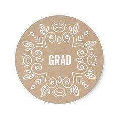 Inked | Graduation Sticker