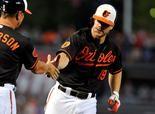Chris Davis hits 40th HR as Orioles beat Mariners 11-8