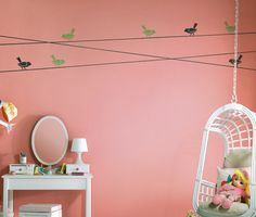 Asian Paints Kid room collection