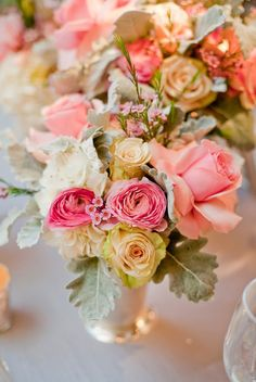 Charming Garden Romance featured on Style Me Pretty (photography via Elyse Hall)