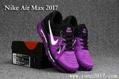d32dc4a9d20b Nike Air Max 2017 Women Black Purple KPU Shoes  72 by Jimmy Jonson
