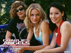 Charlie's Angels II - Full Throttle, 2003, Drew Barrymore, Cameron ...